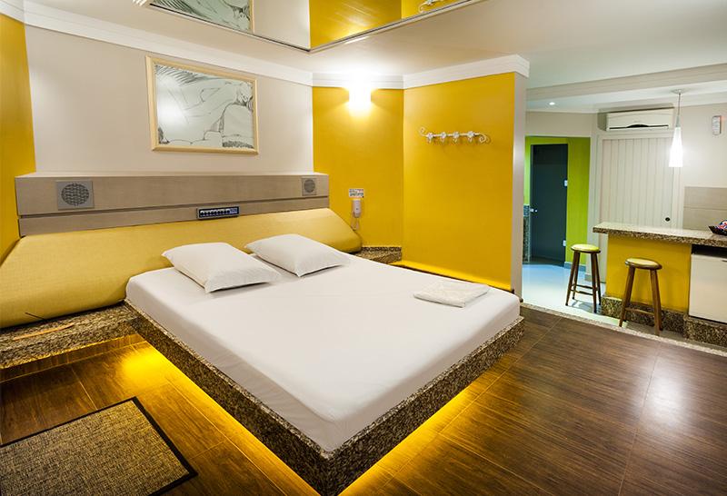Suíte Standard Motel Luxor Itapema